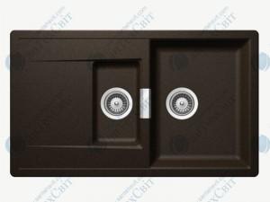 Кухонная мойка SCHOCK Mono D-150 bronze