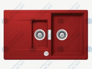 Кухонная мойка SCHOCK Mono D-150 rouge