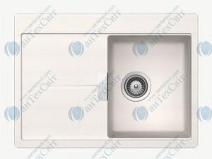 Кухонная мойка SCHOCK Horizont D-100S polaris