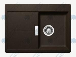 Кухонная мойка SCHOCK Horizont D-100S bronze