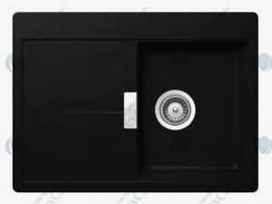 Кухонная мойка SCHOCK Horizont D-100S puro