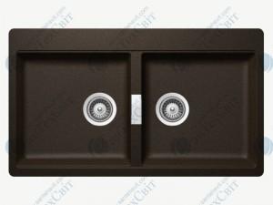 Кухонная мойка SCHOCK Horizont N-200 bronze