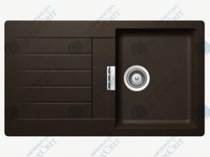 Кухонная мойка SCHOCK Signus D-100 bronze