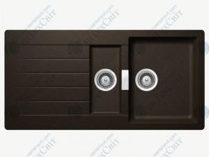 Кухонная мойка SCHOCK Signus D-150 bronze