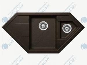 Кухонная мойка SCHOCK Signus C-150 bronze