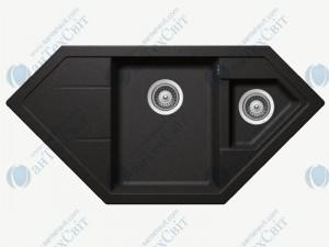 Кухонная мойка SCHOCK Signus C-150 stone