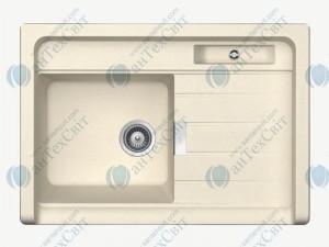 Кухонная мойка SCHOCK Grando M-100 мagnolia