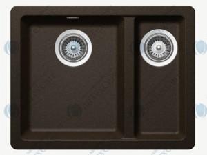 Кухонная мойка SCHOCK Soho N-150 bronze