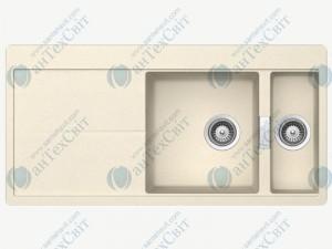 Кухонная мойка SCHOCK Horizont D-150 мagnolia
