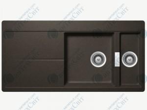 Кухонная мойка SCHOCK Horizont D-150 carbonium