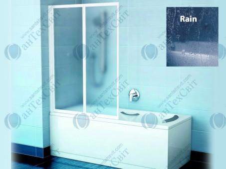 Шторка для ванной RAVAK VS2 105 796M0U0041
