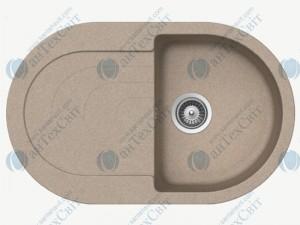 Кухонная мойка SCHOCK Ronda D-100S sabbia