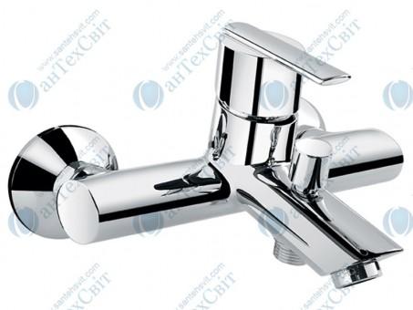 Смеситель для ванны EMMEVI Elly CR41001