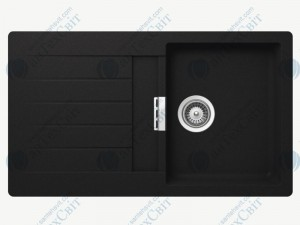 Кухонная мойка SCHOCK Primus D-100 onyx
