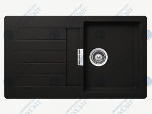 Кухонная мойка SCHOCK Primus D-100 nero