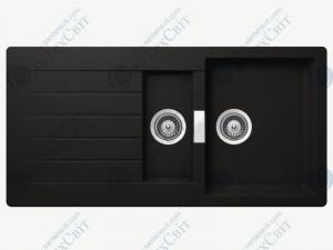 Кухонная мойка SCHOCK Primus D-150 nero
