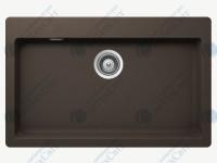 Кухонная мойка SCHOCK Primus N-100XL mocha