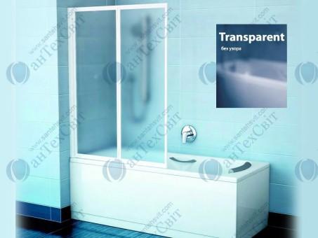 Шторка для ванной RAVAK VS2 105 796M0U00Z1
