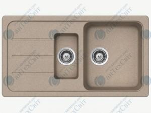 Кухонная мойка SCHOCK Formhaus D-150 sabbia