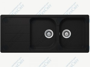 Кухонная мойка SCHOCK Formhaus D-200 onyx