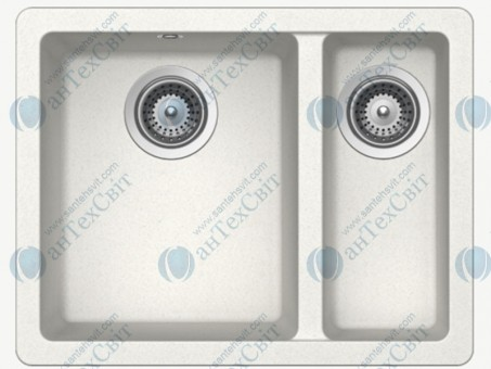 Кухонная мойка SCHOCK Quadro N-150  onyx