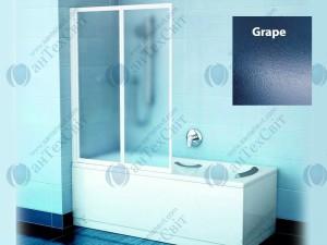 Шторка для ванной RAVAK VS2 105 796M0100ZG