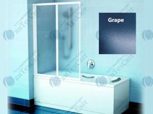 Шторка для ванной RAVAK VS2 105 796M0U00ZG
