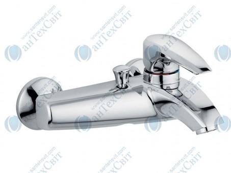 Смеситель для ванны EMMEVI Kali CR75001