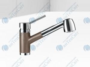 Кухонный смеситель SCHOCK Pila 541120 bronze