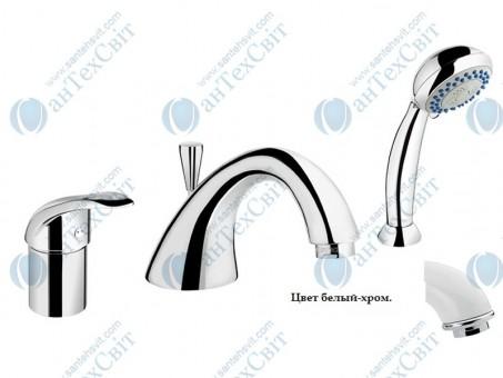 Смеситель для ванны EMMEVI Luxor BC70120R