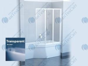 Шторка для ванной RAVAK VS3 100 795P0100Z1