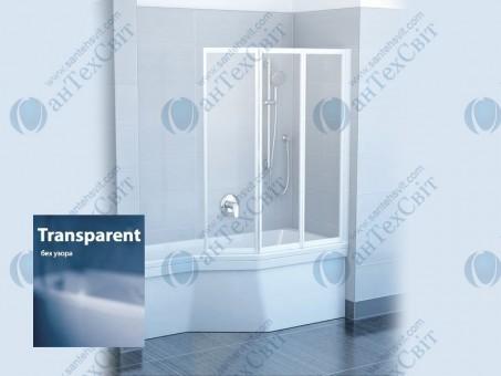 Шторка для ванной RAVAK VS3 115 795S0100Z1
