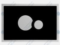 Клавиша SANIT 16.721.81.0000 черный