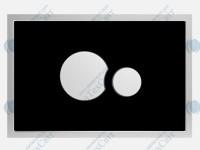 Клавиша SANIT 16.721.93.0000 черный
