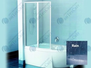 Шторка для ванной RAVAK VSK2 Rosa 150 76L8010041