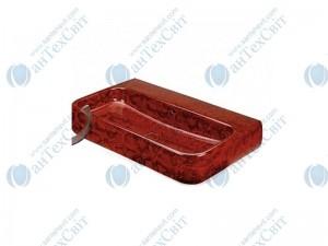 Умывальник CIELO Jungle 66 SHLS66MR monty red