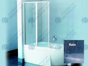 Шторка для ванной RAVAK VSK2 Rosa 160 76L9010041