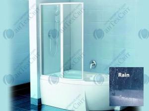Шторка для ванной RAVAK VSK2 Rosa II 170 76LB010041
