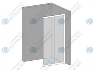 Душевая дверь RIHO Lucena Bok 80 (GKB32200)