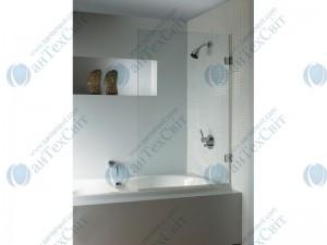 Шторка для ванной RIHO Scandic Mistral M107-100 R (GX0107202)
