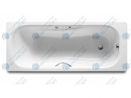 Стальная ванна ROCA PRINCESS 160*75 (220370001)