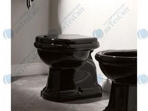 Чаша унитаза KERASAN Retro (101104) черный