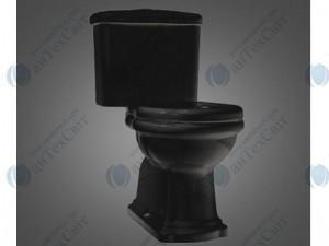 Чаша унитаза KERASAN Retro (101204) черный