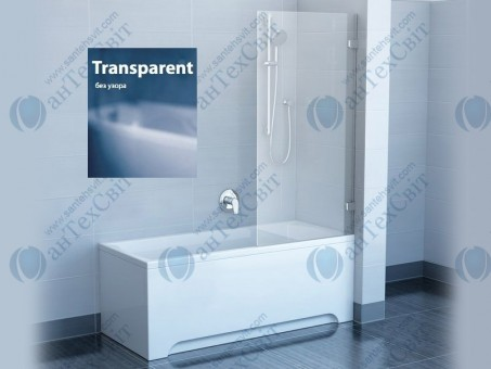 Шторка для ванной RAVAK BVS1 80 7U840A00Z1