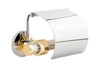 Держатель для туалетной бумаги KUGU Maximus 611C&G