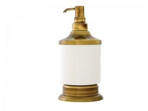 Дозатор для жидкого мыла KUGU Versace Freestand 230A