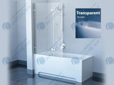 Шторка для ванной RAVAK BVS2 100 7ULA0A00Z1