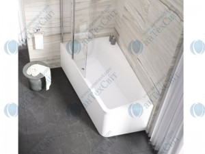 Акриловая ванна RAVAK 10° 160 L C831000000