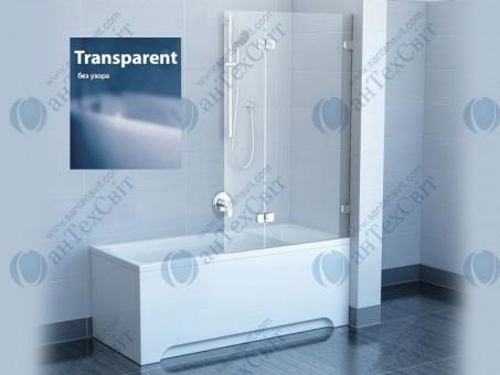 Шторка для ванной RAVAK BVS2 100 7UPA0A00Z1