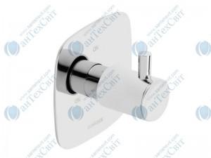 Встраеваемый переключатель на 3 зоны GENEBRE Kode-switch3 (62114 30 45 66)